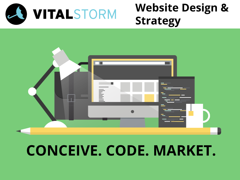 Web Design and Strategy