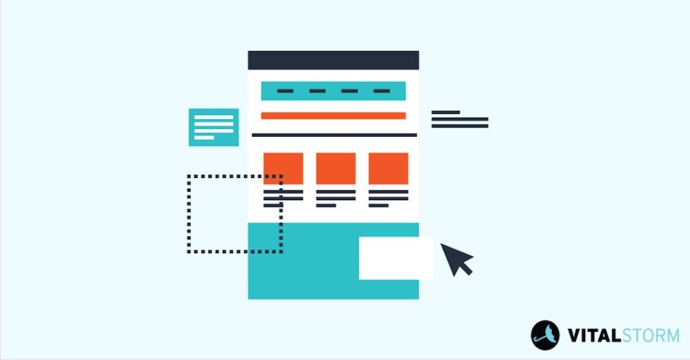 landing pages vs websites for online advertisement