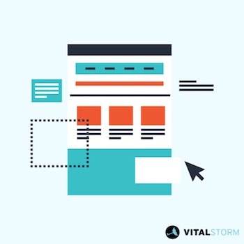 landing page vs. websites for online advertising