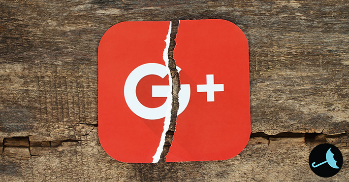 Google+ Is Dead