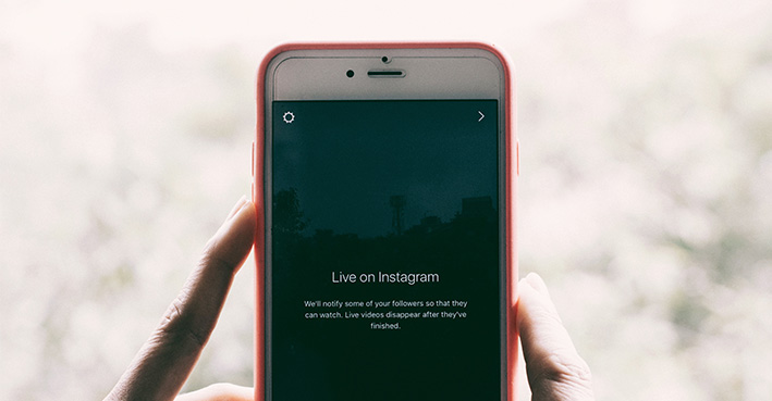 How to Use Social Stories to Advertise Your Business: Instagram, Live Video